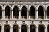 Loggia of the 2nd Floor of the East Wing of the Doge's Palace