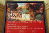The museums in the Napoleonic Wing of the Procuraties and the Procuratie Nuove are included in the ticket to the Doge's Palace