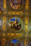 Ceiling of the Sala Monumentali della Bibioteca Nazionale Marciana, Venice