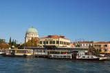 The Lido ferry terminal (vaporetto) at Santa Maria Elisabetta