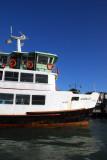 Venice ferry Giudecca
