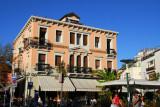 Cafés along Gran Viale Santa Maria Elisabetta, Lido di Venezia