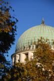 Copper dome of Lido's 1925 Votive Temple