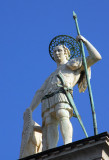 Saint Teodoro of Amasea on a column, Piazzetta San Marco