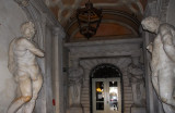 Entrance to the Biblioteca Nazionale Marciana (National Library of St Mark's)