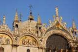 St. Mark's Basilica was built from 978-1063 on the site of an older church dating from 832 AD