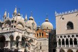 St. Mark's Basilica and the Doge's Palace, Piazzetta San Marco