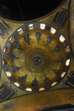 San Marco Mosaics - The Pentecost Cupola with the 12 Apostles