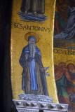 San Marco Mosaic - San Antonio (St. Anthony, Antonius)