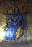 San Marco Mosaics - Christ Pantocrator on the Apse bowl-vault