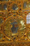 St. Mark's Basilica - the Pala d'Oro, Christ Pantocrator