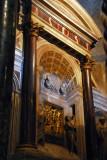 Presbytery behind the high altar of St. Mark's
