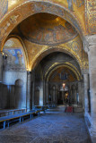 The Atrium of St. Mark's Basilica