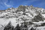 Italian Alps at Cervinia