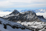 Monte Roisetta (3333m) and Grand Tournalin (3379m)
