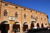 Piazza Malatesta, Verucchio