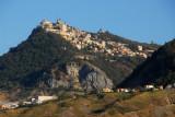 Monte Titano from the north, San Marino