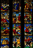 Stained glass, Milan Cathedral