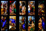 Stained glass windows, Milan Cathedral