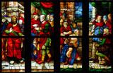 Stained glass windows, Duomo di Milano