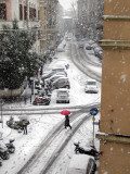 3 Feb 2012, this time snow is a serious thing... :-)