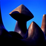 Henry Moore Vertebrae #4