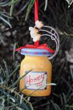Honey jar ornament