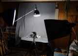 Table Top Light Set-up