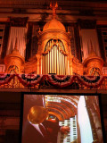 Organist and Organ