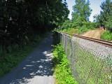 Yup! A Rail Trail!