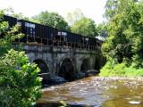 NS Hoppers on Bridge