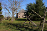 Yard and Barn