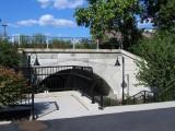 MCCC West RR Underpass