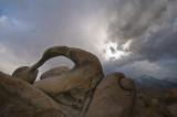 Mobius & Lone Pine Peak w/Storm