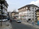 downtown Thimpu