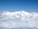 flying near Mt Everest