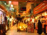 Iranians love neon lights!