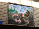 Anti-US Mural