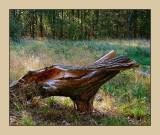 Animal wood