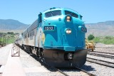 Railfanning and SFRH&MS convention trip to AZ and CA 2011