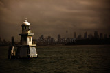 Sydney Harbour Beacon
