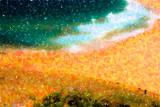 Narrabeen Beach  impressionism