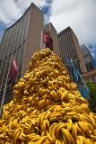 Mountain of bananas