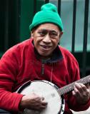 Banjo man crop