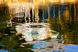 Reflections in Narrabeen Lagoon