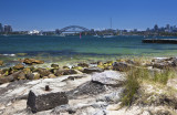 Sydney Harbour from Bradleys Head