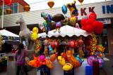 Balloons at  Freedom Plaza, Cabramatta