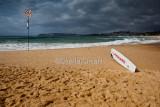 Stormy Curl Curl Beach, Sydney
