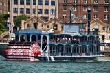 Showboat on Sydney Harbour