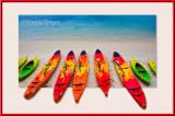 Kayaks popout